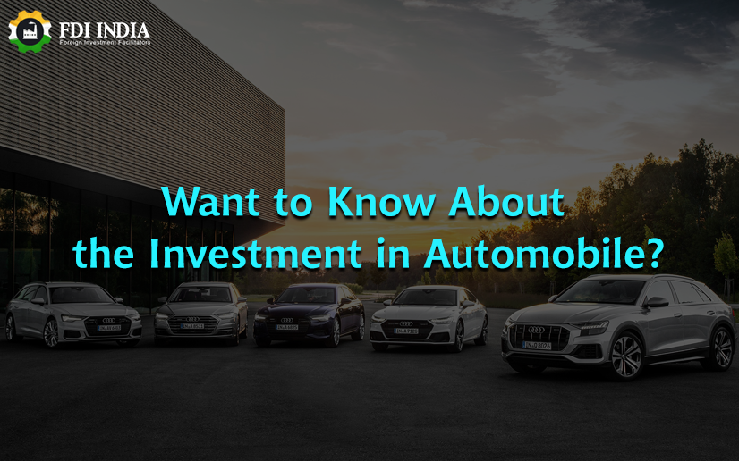 Looking for investment in automobile industry in India