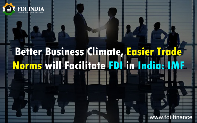 Facilitate FDI In India