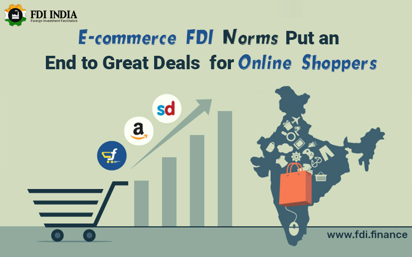 E-commerce FDI norms put an end