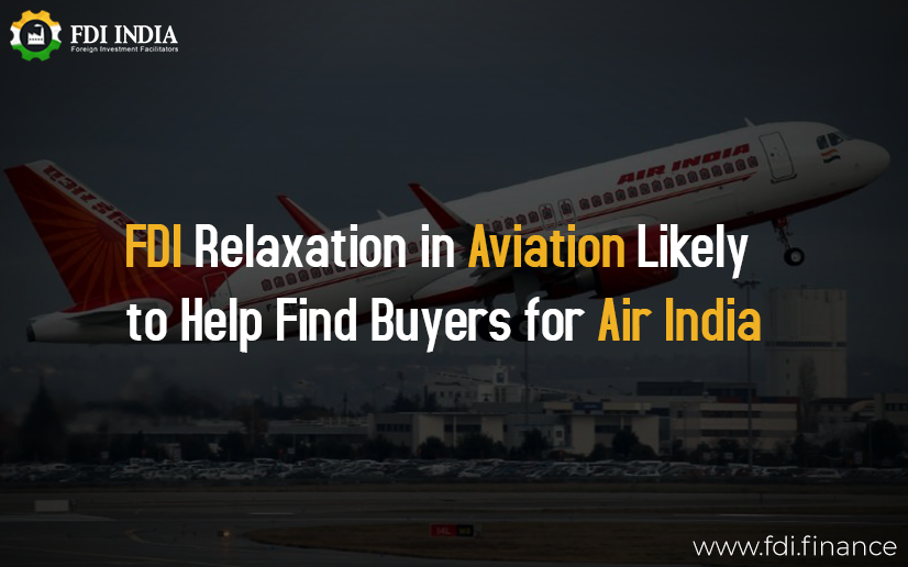 FDI relaxation in Aviation