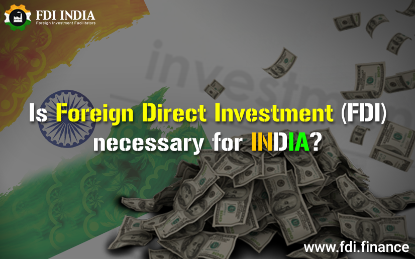 Is foreign direct investment (FDI)