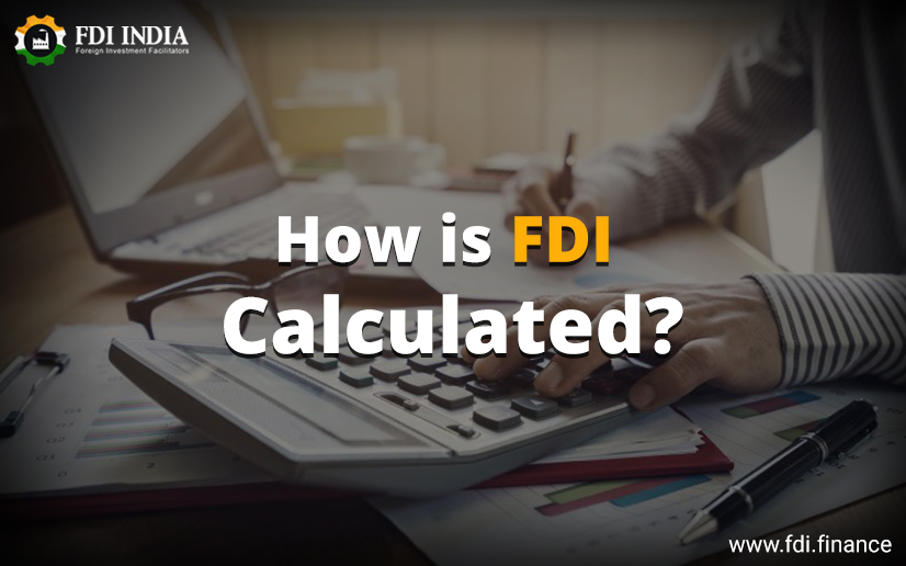 How is FDI calculated