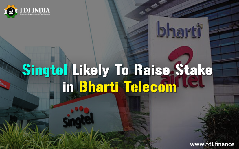 Singtel likely to raise stake in Bharti