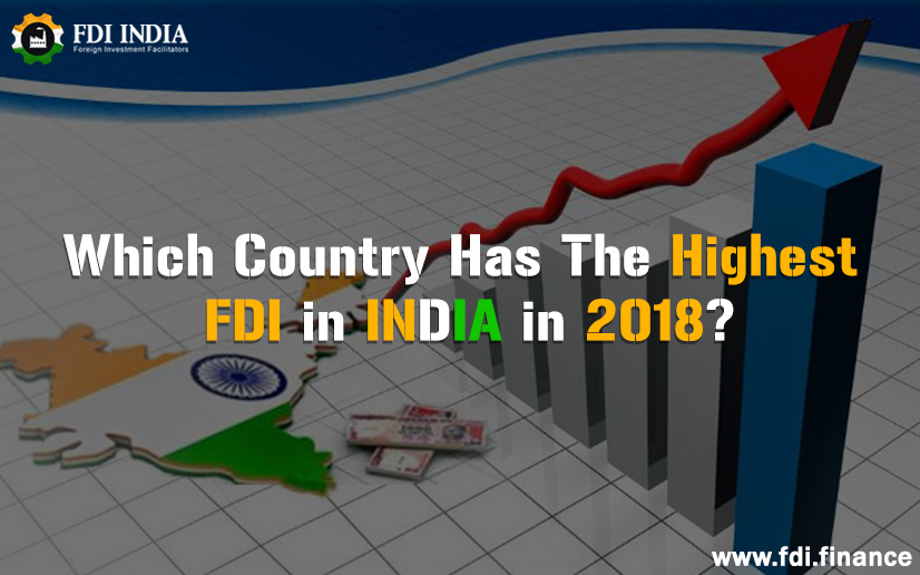 Which country has the highest FDI in india