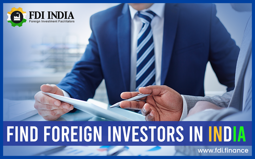 Find Foreign Investors in India