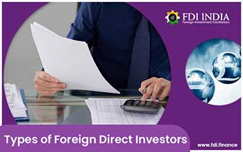 Types of Foreign Direct Investors