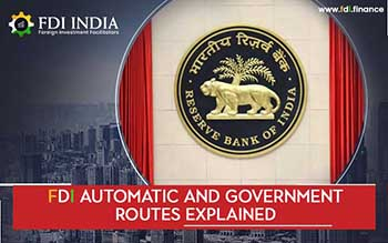 FDI Automatic and Government Routes Explained