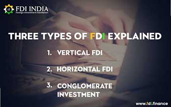 Three Types of FDI Explained