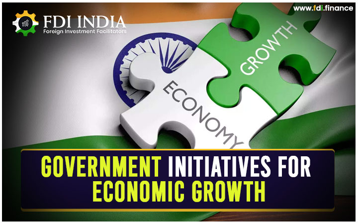 Government Initiatives for Economic Growth