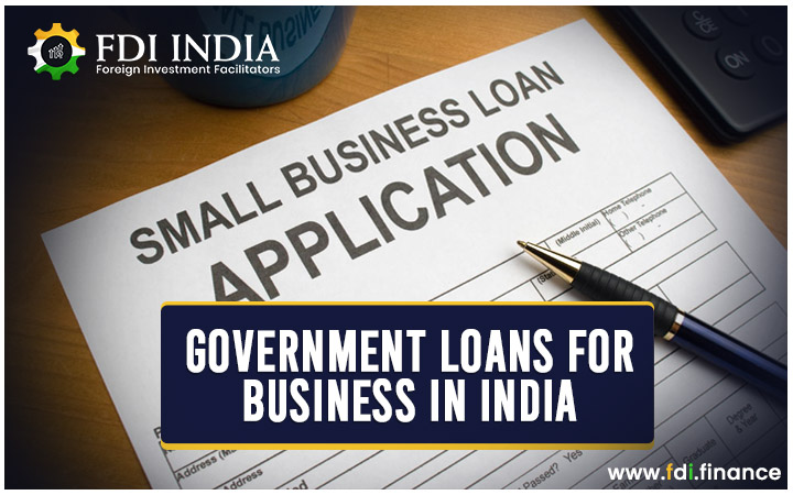 Government Loans for Business in India