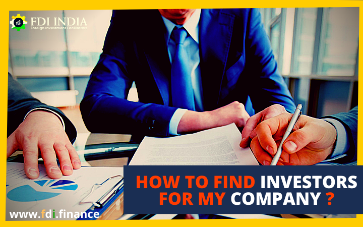 How To Find Investors For My Company?