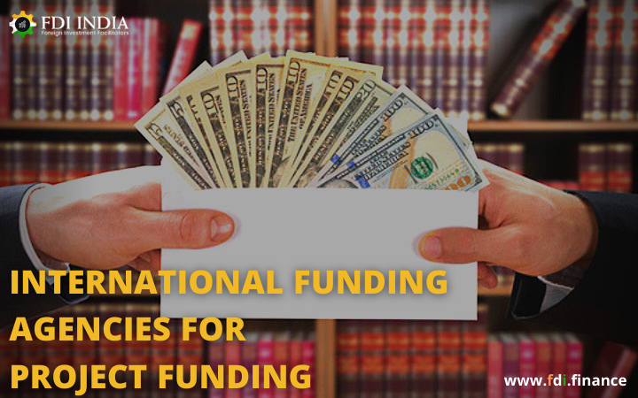 International Funding Agencies for Project Funding
