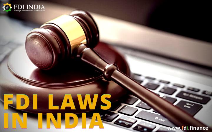 FDI Laws in India