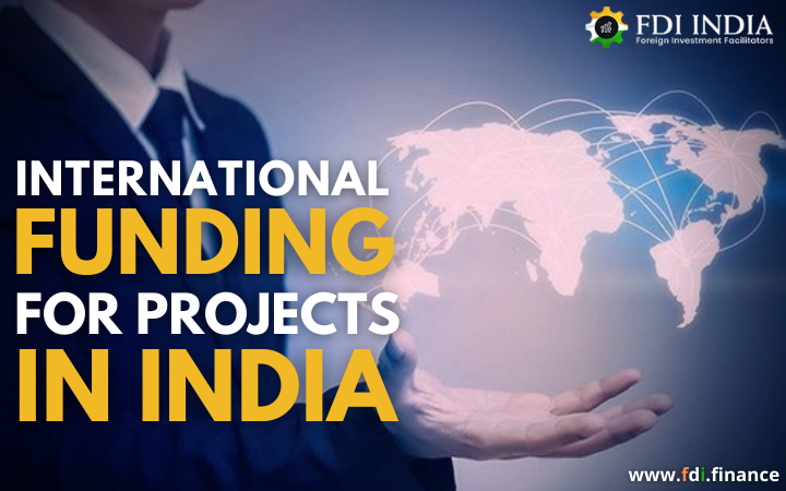 International Funding for Projects in India