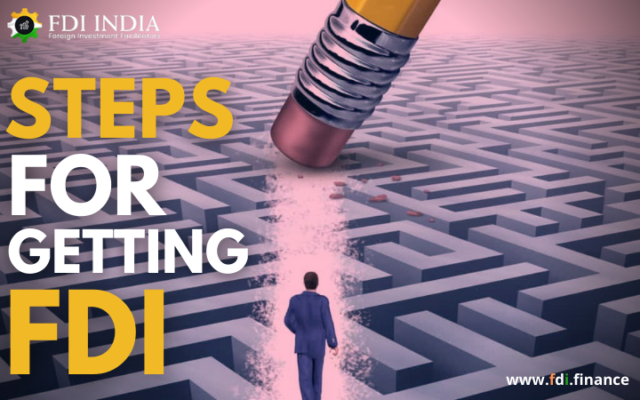 Steps for Getting FDI