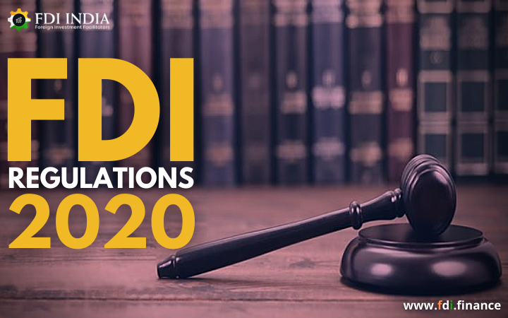FDI Regulations 2020