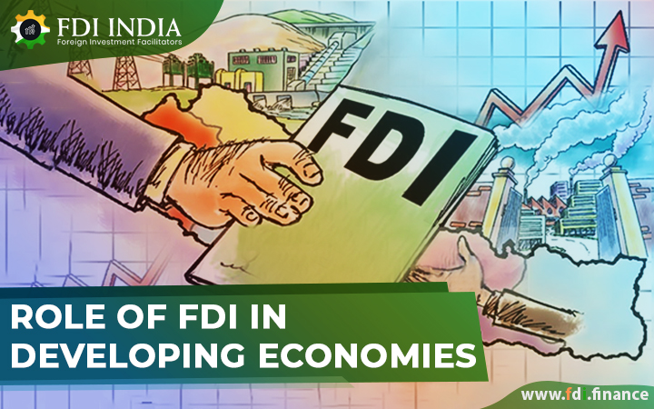 Role Of FDI in Developing Economies