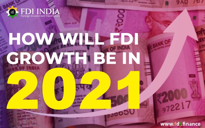 How will FDI growth