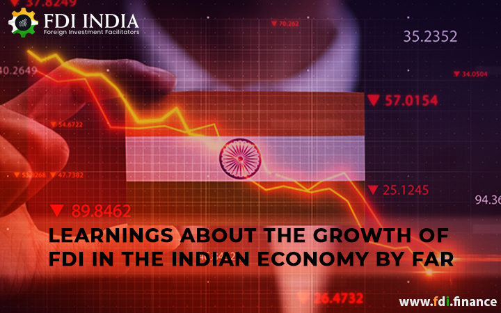 Learnings about the Growth of FDI in