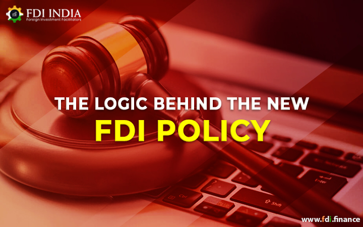 The logic Behind the New FDI policy