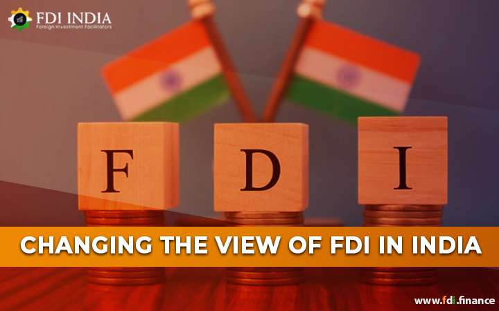 Changing the View of FDI in India