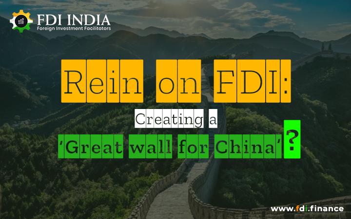 Rein on FDI