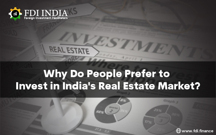 Why do People prefer to Invest in India