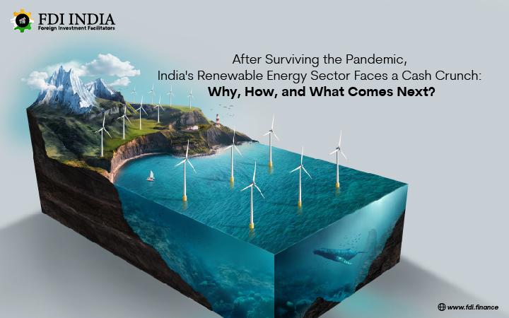 India's Renewable Energy Sector - FDI India