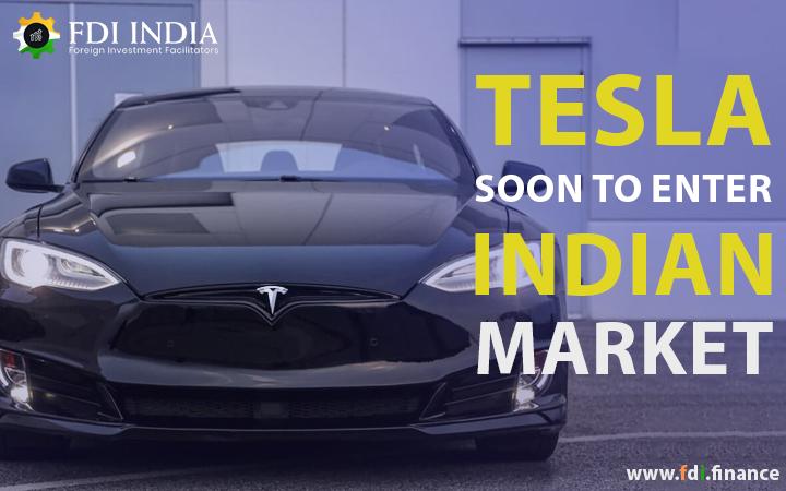 Tesla Soon to Enter Indian Market