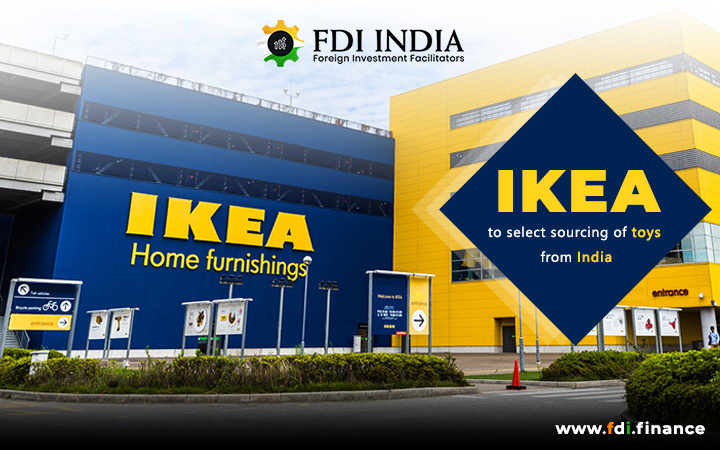 IKEA to Select Sourcing Of Toys from India