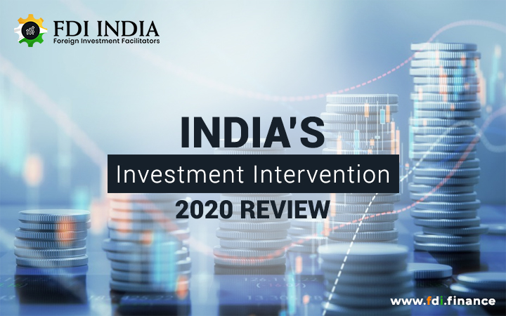 India's Investment Intervention: 2020 Review