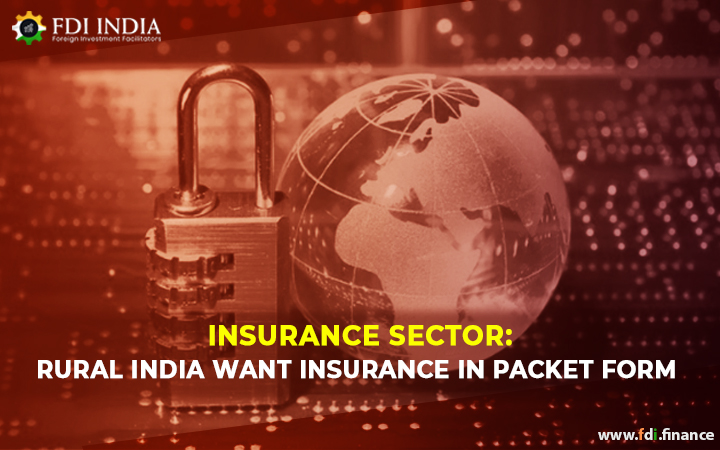 Insurance Sector: Rural India Want Insurance In Packet Form