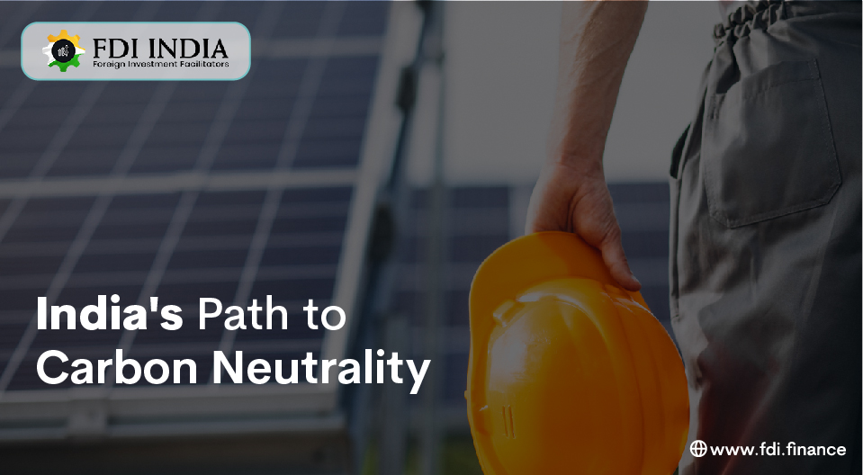 India's Path to Carbon Neutrality