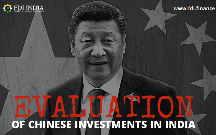Evaluation of Chinese Investments in India