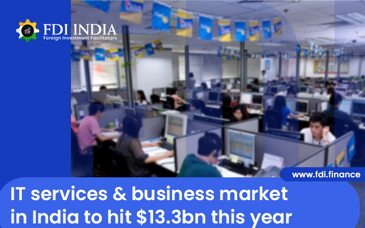 IT Services & Business Market In India to Hit $13.3bn This Year