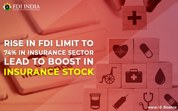 Rise in FDI Limit To 74% in Insurance Sector Lead to Boost in Insurance Stock