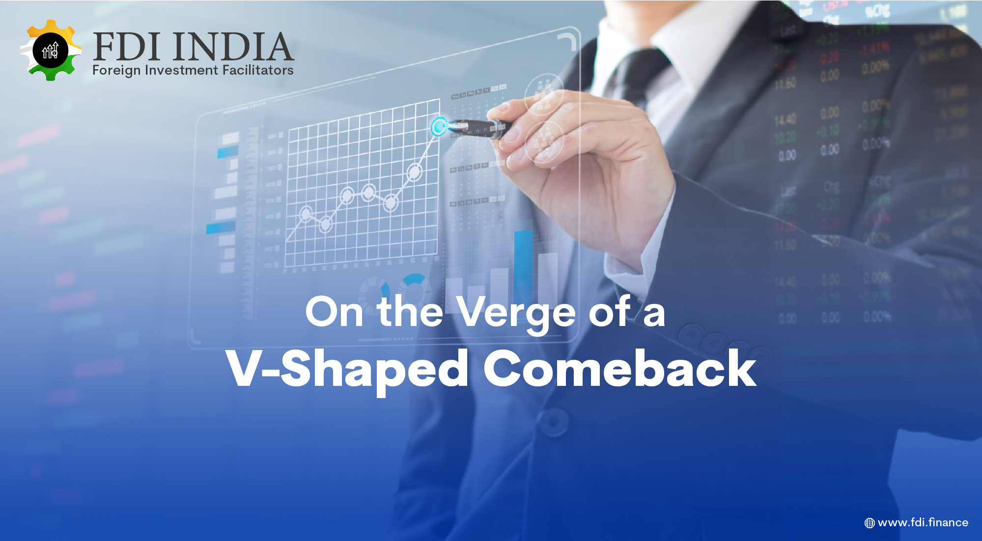 On the Verge of a V-Shaped Comeback