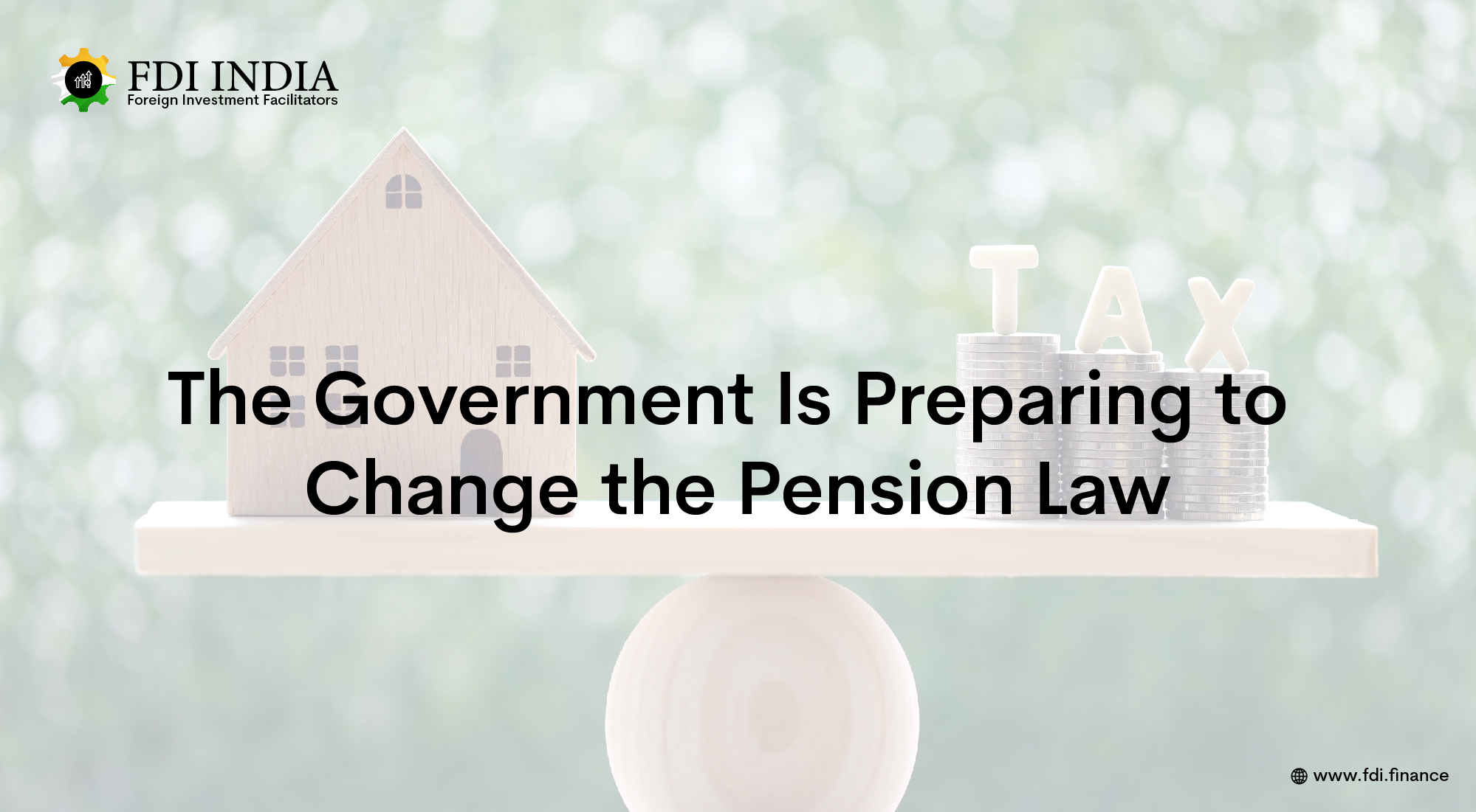 The Government Is Preparing to Change the Pension Law