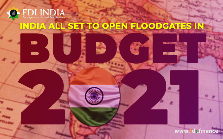 India all Set to Open the Fiscal Floodgates in Budget 2021