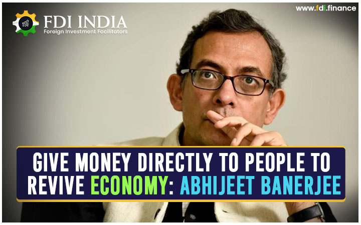 Give Money Directly to People to Revive Economy: Abhijeet Banerjee