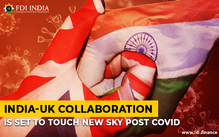 India-UK Collaboration Is Set To Touch New Sky Post Covid