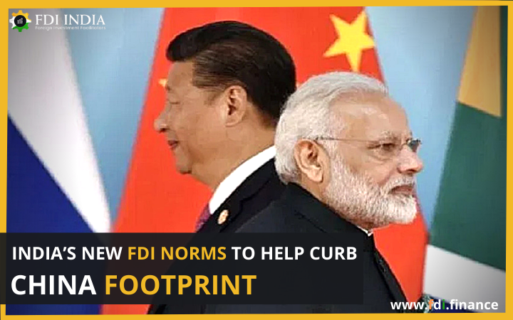 India's New FDI Norms to Help Curb China Footprint