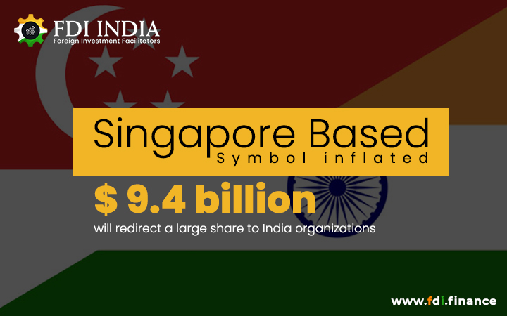 Singapore Based Symbo Inflated $ 9.4 Billion Will Redirect A Large Share To India Organizations
