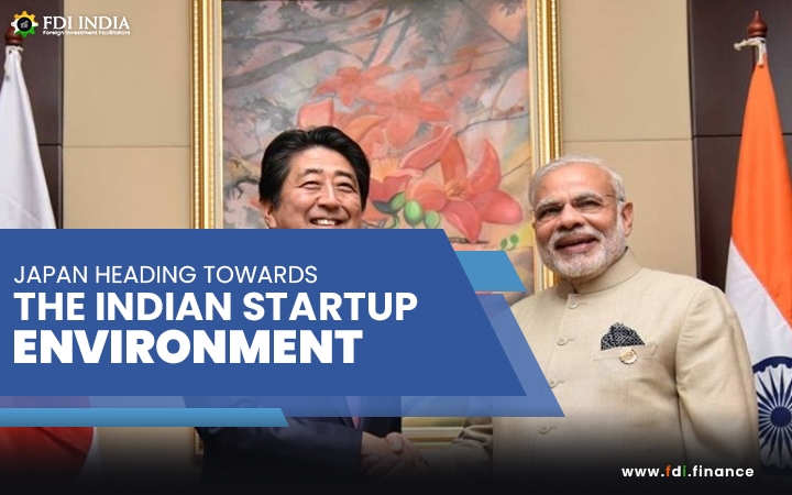 Japan Heading towards the Indian Startup Environment