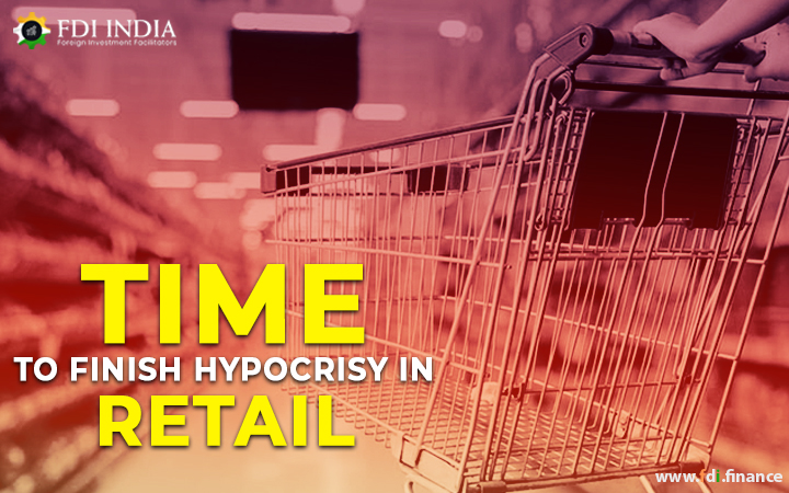 Time to finish Hypocrisy in Retail