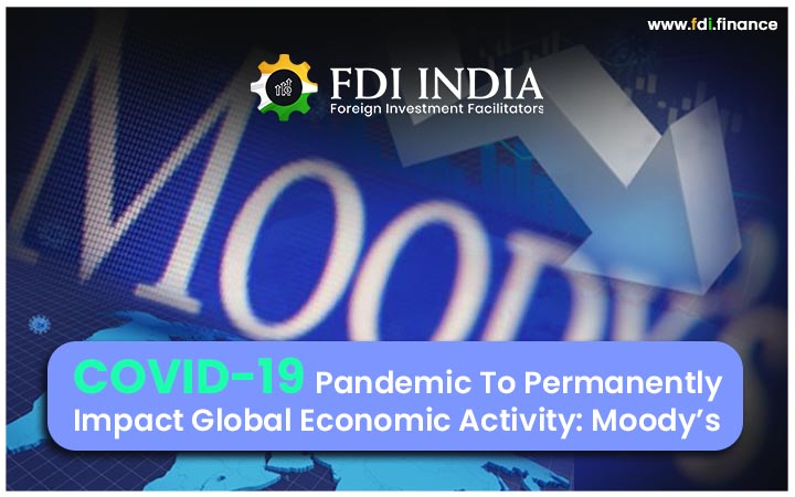 COVID-19 Pandemic To Permanently Impact Global Economic Activity: Moody's