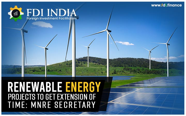 Renewable Energy projects to get extension of time: MNRE Secretary