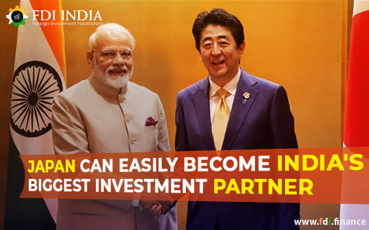 Japan Can Easily Become India's Biggest Investment Partner