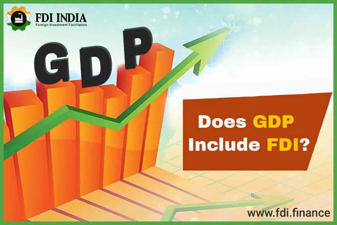 Does GDP Include FDI?