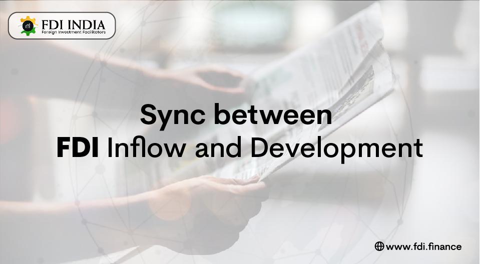 Sync Between Fdi Inflows And Development